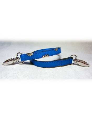 """Twin Peaks Extender"" Dog Leather Lead - Extender"