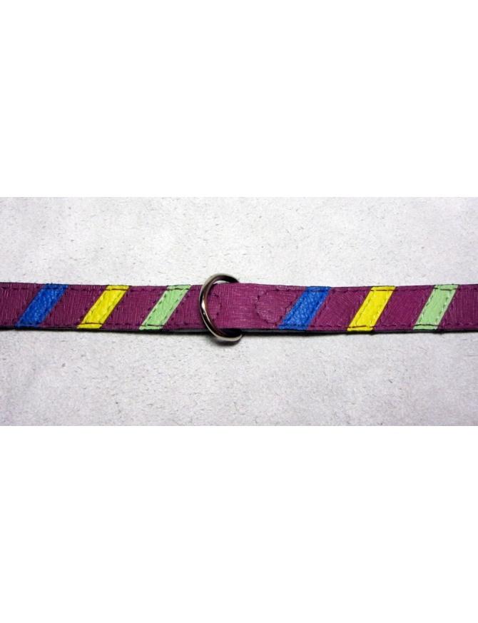 """""""Lollipop"""" - Unique leather dog collar"""
