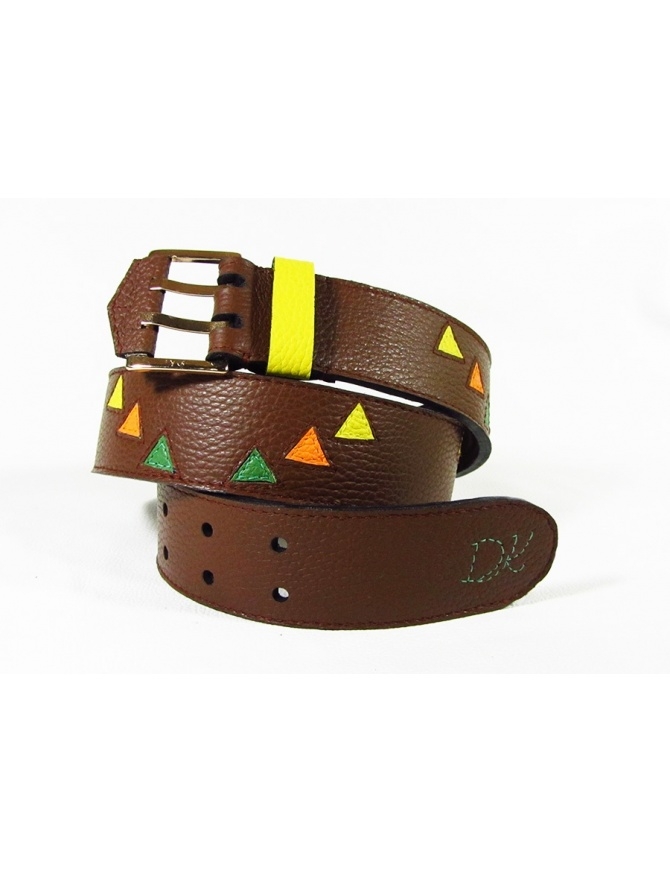 "Men leather belt ""Freestyler"""