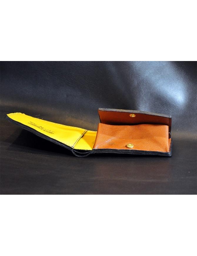 "Men leather coin wallet - ""Sargon"""