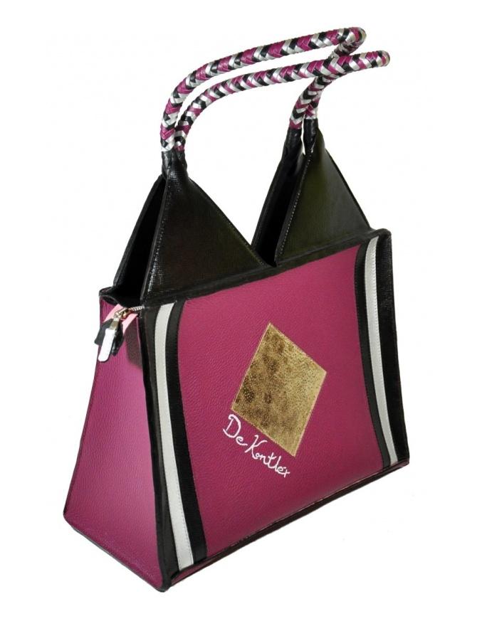 """Unikatna usnjena ženska torba - """"Diva"""""""